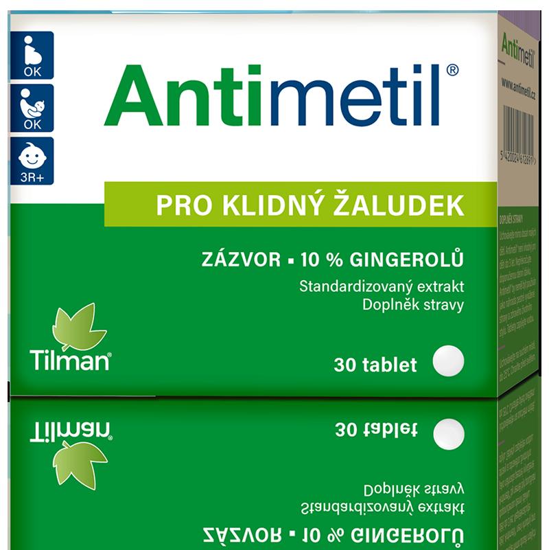 Přírodní tablety při cestovní nevolnosti